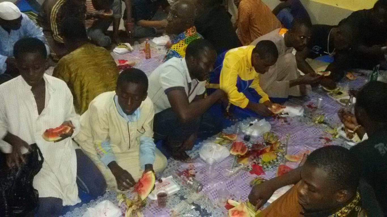 İftar Programları - FAALİYETLER - Gana Dostuk ve Yardımlaşma Derneği