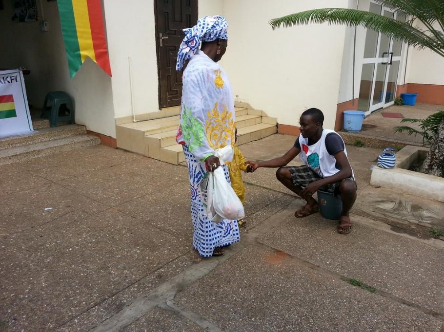 2013 Gana Kurban Organizasyonu - DUYURULAR - Gana Dostuk ve Yardımlaşma Derneği