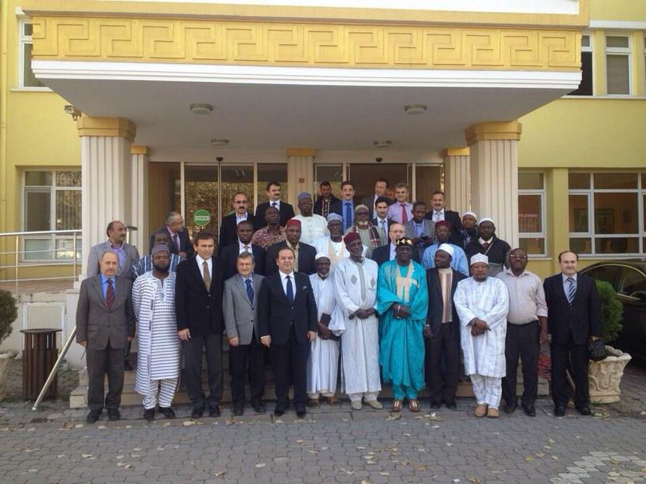 Samsunda Kardeşlik Günü - DUYURULAR - Gana Dostuk ve Yardımlaşma Derneği